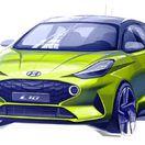 Hyundai i10 - 2020 skica