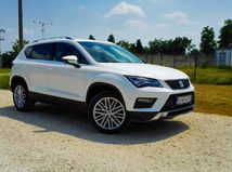Test: Seat Ateca 1,5 TSI DSG Excellence –...