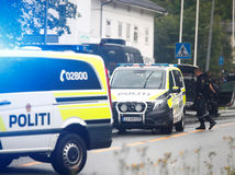 Nórsko / útok / mešita / Oslo /