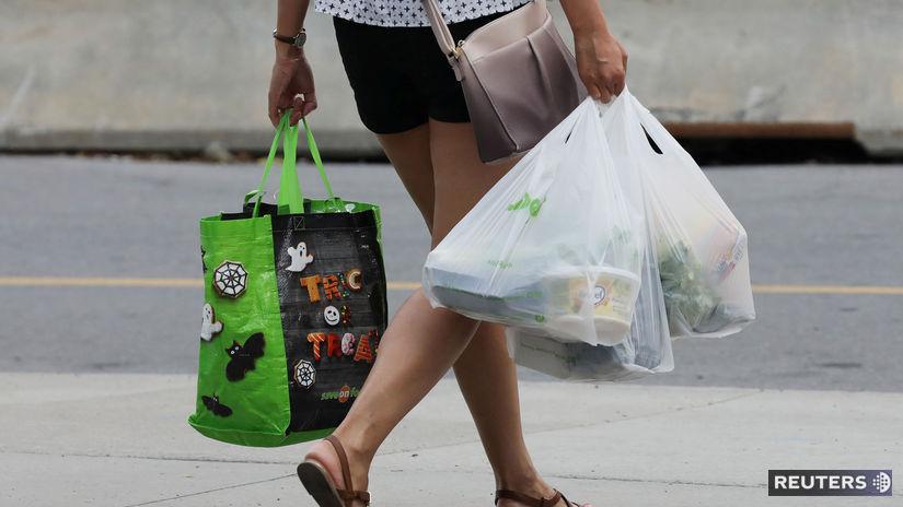 taška / plast /