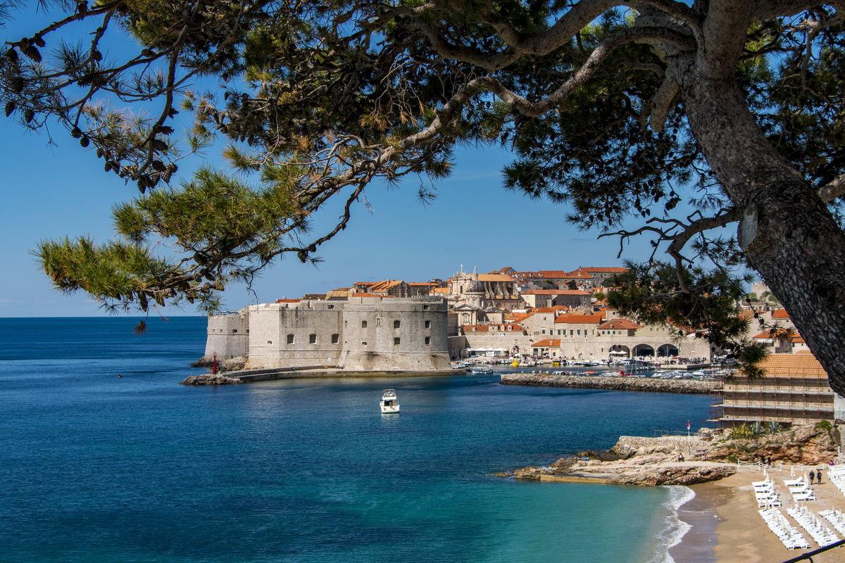 Dubrovnik, typický pohľad