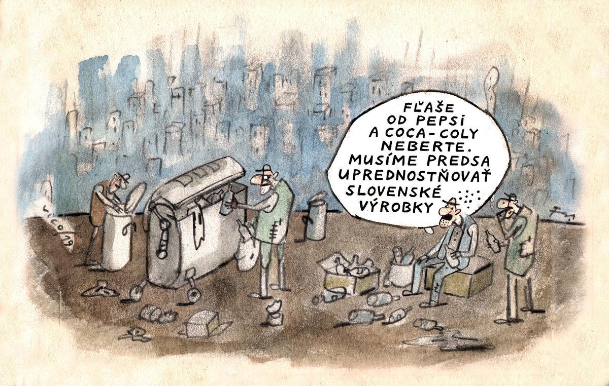 Karikatúra 13.08.2019