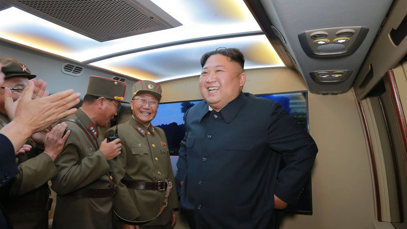 Severná Kórea / Kim-čong un
