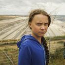 Ekologická aktivistka Greta Thunberg.