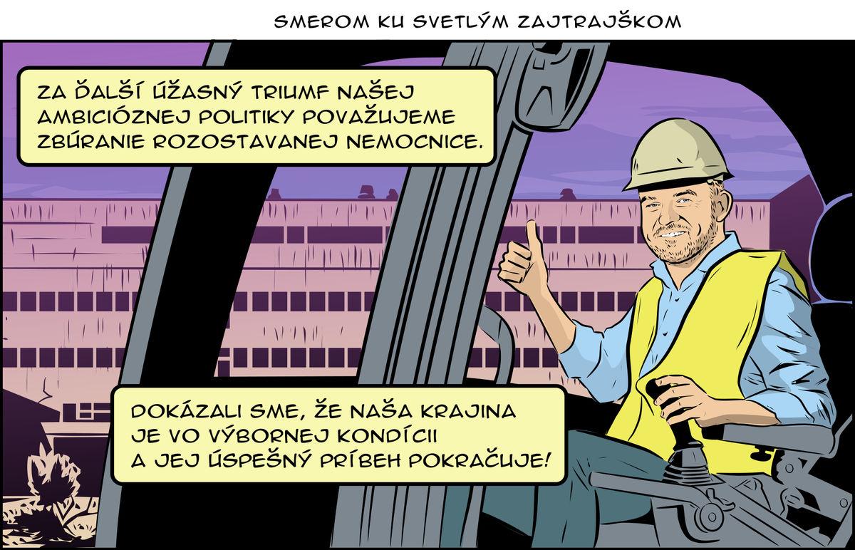 Karikatúra 14.08.2019
