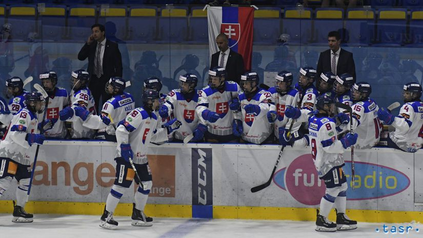 Slovensko, osemnástka