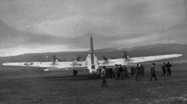 SNP, lietajúca pevnosť  - Fortress B-17G