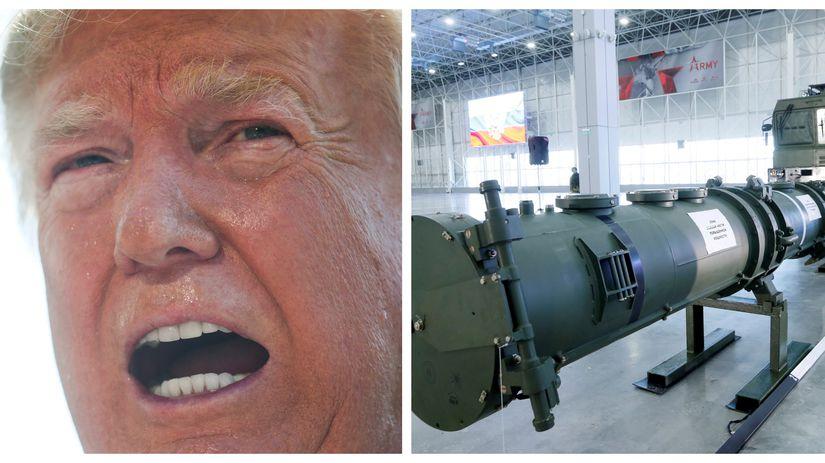 Trump - missile