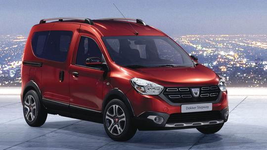 Dacia: Po Dusteri dostane motor 1,3 TCe aj model Dokker