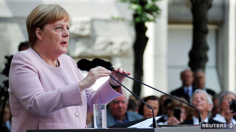Angela Merkelová / Nemecko /
