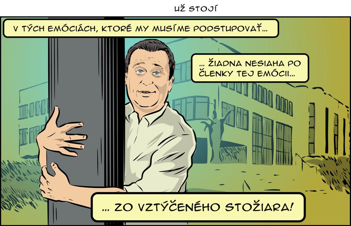 Karikatúra 15.08.2019