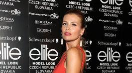 Topmodelka Daniela Peštová sa stala čestnou predsedníčkou poroty.