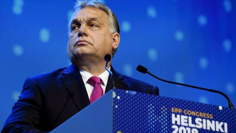 viktor orbán, maďarsko, fínsko, helsinky