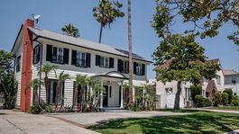Takto vyzerá dom z roku 1924 v koloniálnom štýle, ktorý si kedysi prenajímala Meghan Markle s prvým manželom.