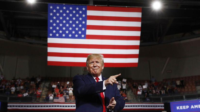 USA / Donald Trump /