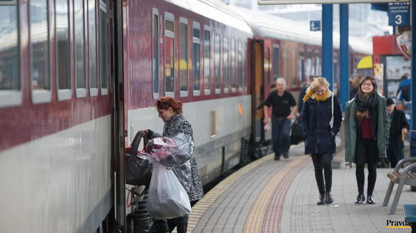 vlaky / železnice /