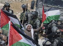 izrael, palestína, protest,
