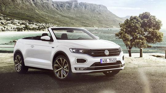 VW T-Roc Cabriolet: Nemci zariskujú. V tomto segmente ešte nikto neuspel