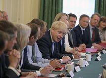 Británia boris johnson Londýn brexit vláda nová schôdza