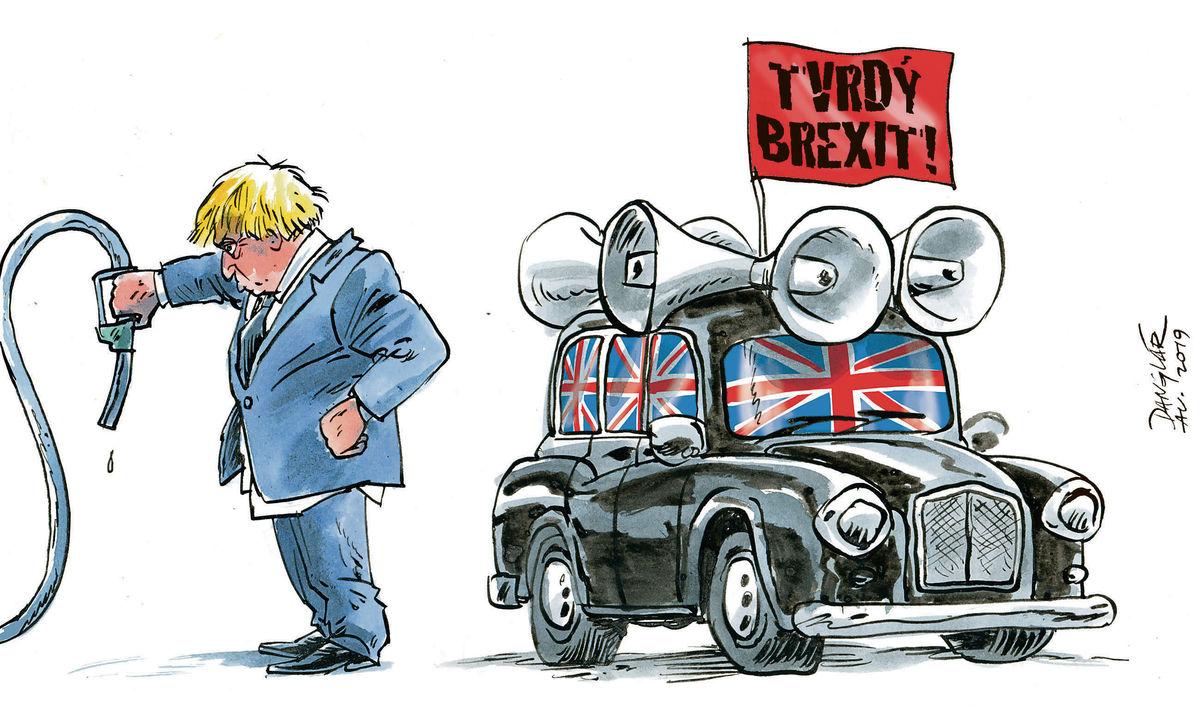 Karikatúra 19.08.2019
