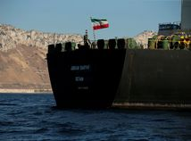 Adrian Darya 1 / Grace 1 / Irán / Gibraltár /