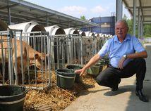 alexander pastorek, kravy, hospodárstvo,