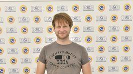 Herec Peter Brajerčík zo seriálu Horná dolná.