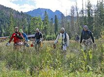 horskí záchranári tatry poľsko