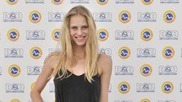 Modelka Alexandra Gachulincová, ktorá sa čoskoro objaví v šou Tvoja tvár znie povedome.