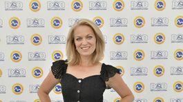 Na akcii televízie Markíza nechýbala ani moderátorka Jana Hospodárová.