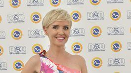 Na akcii televízie Markíza nechýbala ani moderátorka Kveta Horváthová.