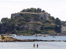 Pevnosť, Brégançon,