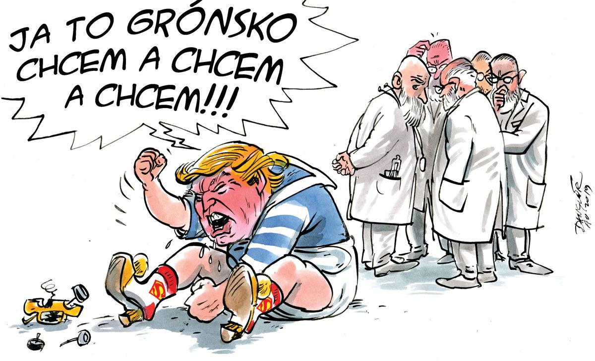 Karikatúra 22.08.2019