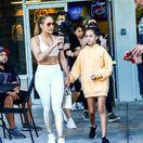 Jennifer Lopez s dcérkou Emmou