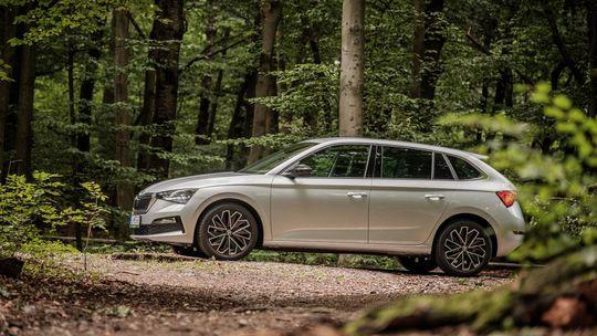 Test: Škoda Scala 1,6 TDI - veľa miesta, nízka spotreba. Stačí to?