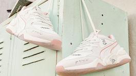 Tenisky Puma z kolekcie LOVE 101 od Sue Tsai pre Pumu.