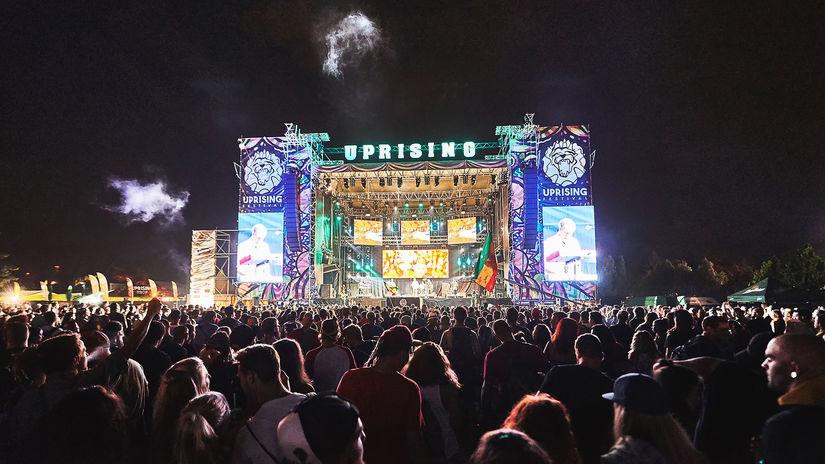 Uprising festival