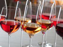 víno, alkohol, nápoj
