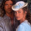 Jane Seymour a Joe Lando