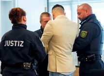 nemecko, CHEMNITZ, polícia, súd, alaa, sýrčan