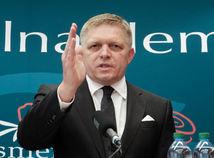 Fico nachytal novinárov, že majú na Kočnerove správy dvojaký meter