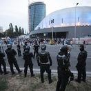 Neadekvátny zásah? PAOK pošle sťažnosť UEFA na slovenskú políciu