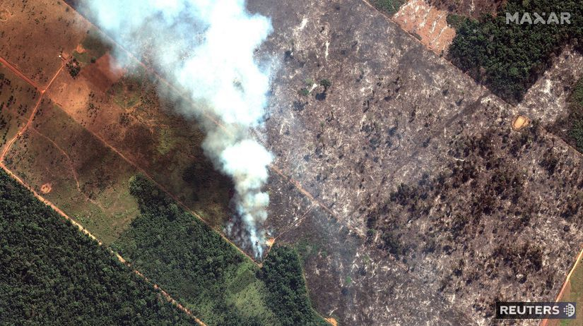 BRAZIL-ENVIRONMENT/WILDFIRES