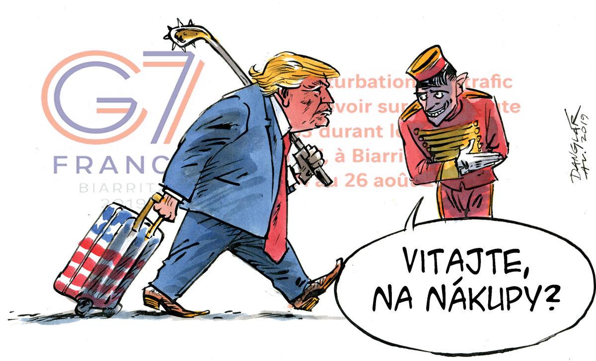 Karikatúra 24.08.2019
