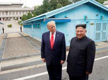KĽDR / Severná Kórea / USA / Donald Trump / Kim Čong-un /
