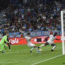 Bližšie k skupine. Slovan v karnevalovej atmosfére zdolal PAOK