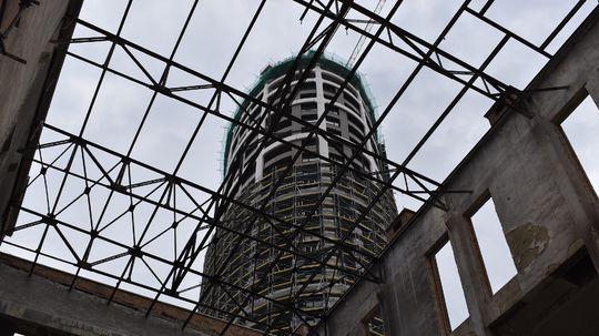 skypark veža