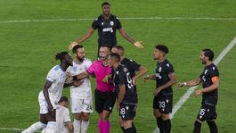 Slovan - PAOK