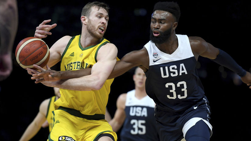 Americkí basketbalisti