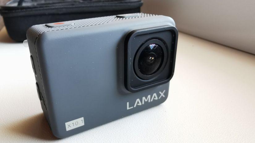 Lamax X10.1, športová kamera